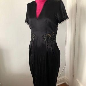Couture Catherine Malandrino Silk Evening dress